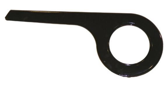 Axa Kettenschutz 1-flügelig 26 - 28 Zoll schwarz